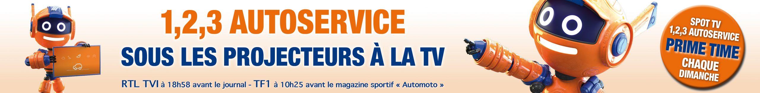 1,2,3 AutoService : Information
